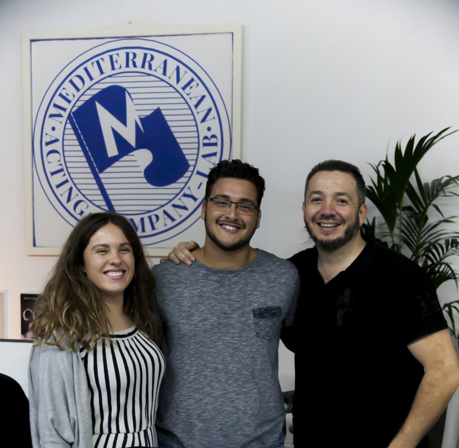 MEDITERRANEAN ENTRA EN LA RESAD, REAL ESCUELA SUPERIOR DE ARTE DRAMÁTICO
