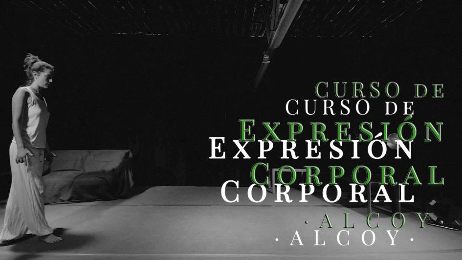 CURSO DE EXPRESIÓN CORPORAL en Alcoy