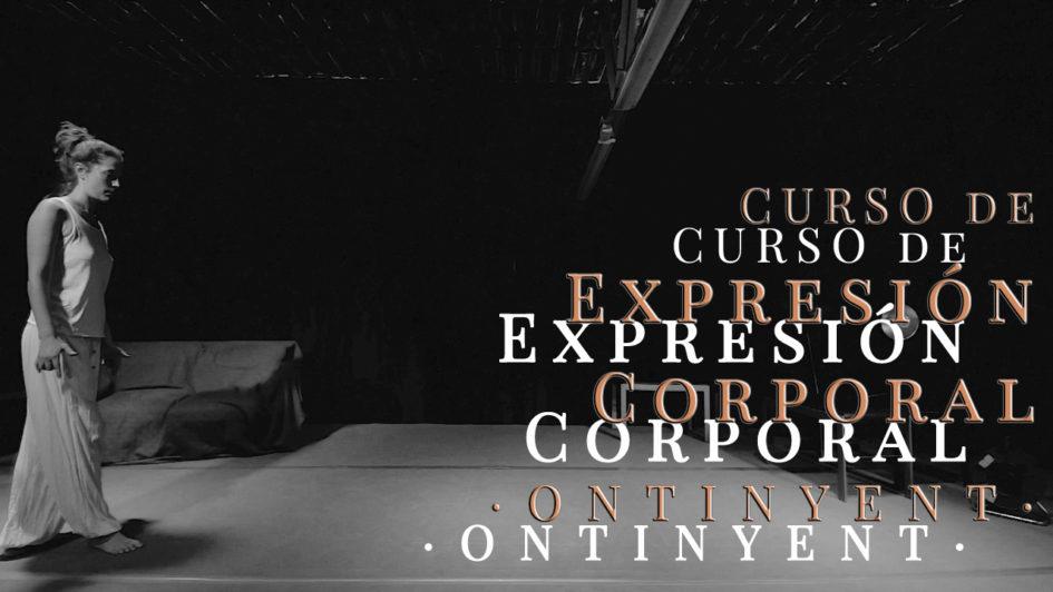 CURSO DE EXPRESIÓN CORPORAL en Ontinyent
