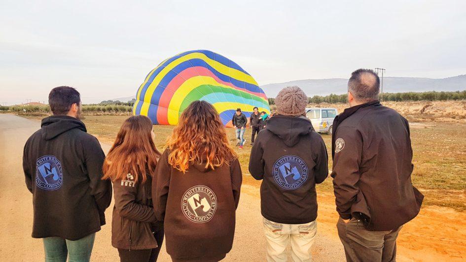 MAGNífics coge un globo y nos hace volar con su ilusionismo