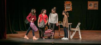 Quinientos alumnos participan en la Mostra de Teatre Escolar de Alcoy
