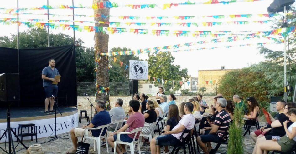 Durante la fiesta de final de curso 2019, el director de Mediterranean reveló en secreto a sus alumnos cómo despertar el carácter mediterráneo con las técnicas profesionales de arte dramático